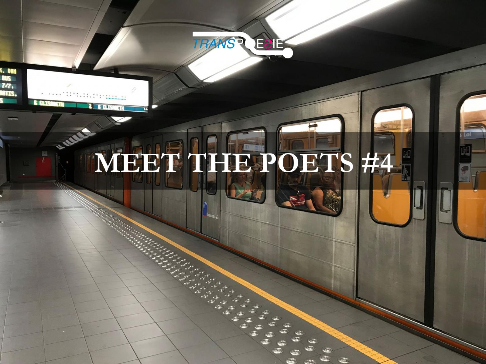 17 October 2019 | 7 PM | LOFT 58 - MEET THE POETS - #4