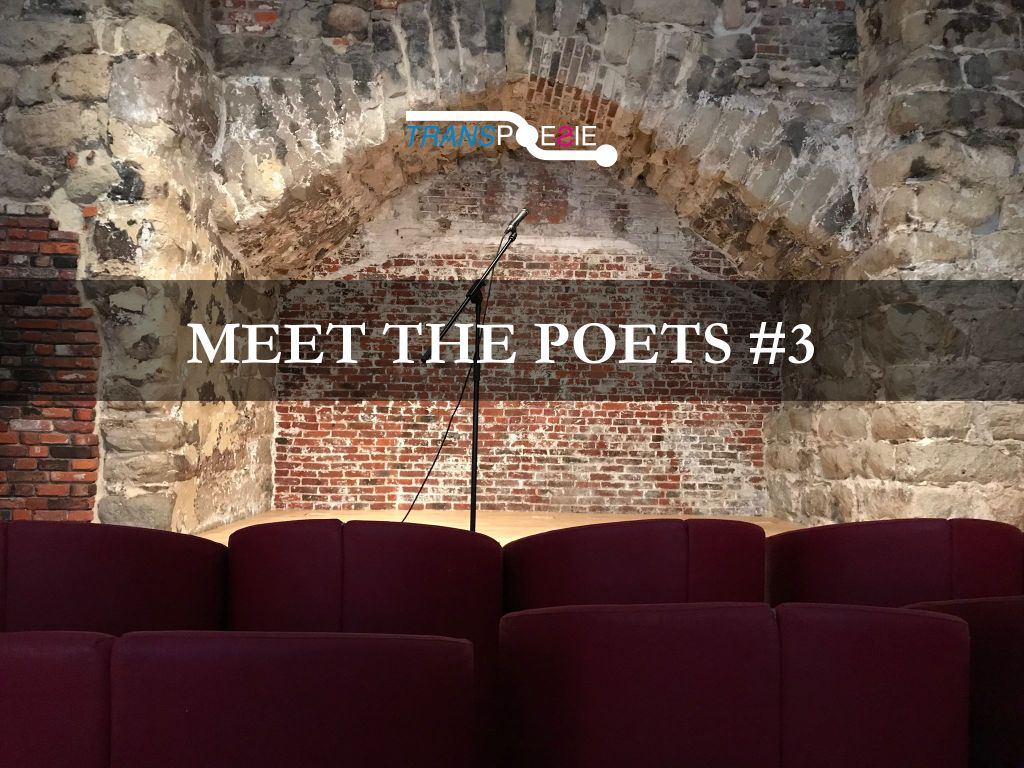 10 October 2019 | 7 PM | Hungarian Cultural Institute - MEET THE POETS – #3